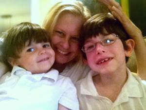 Billy Julie Same - Sturge-Weber Syndrome